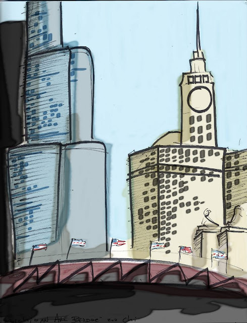 chicago sketch