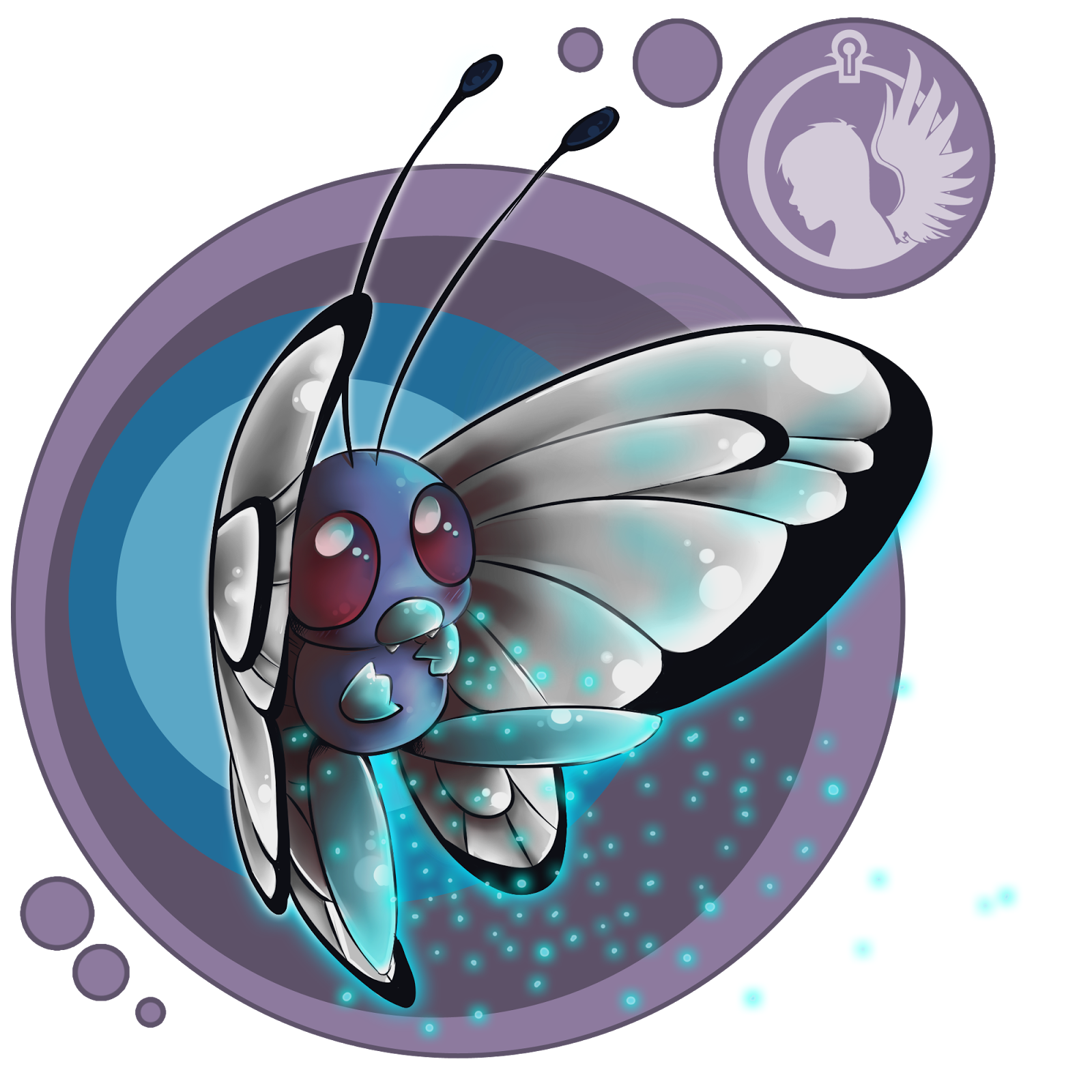 Desfile - Poké-Estilista: Colorful Party 012-Butterfree