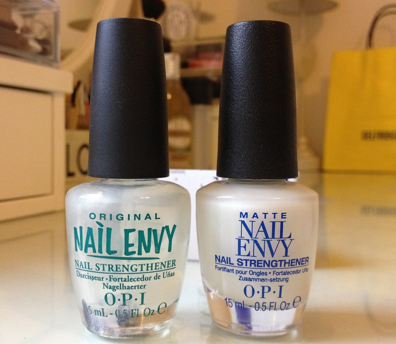 Opi Nail Polish For Weak Nails