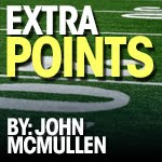 Extra Points Syndicated Column