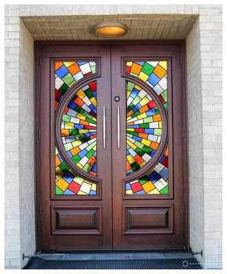Desain Kusen Pintu Minimalis Modern
