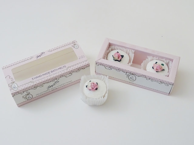 Rose & Co Bath Melts