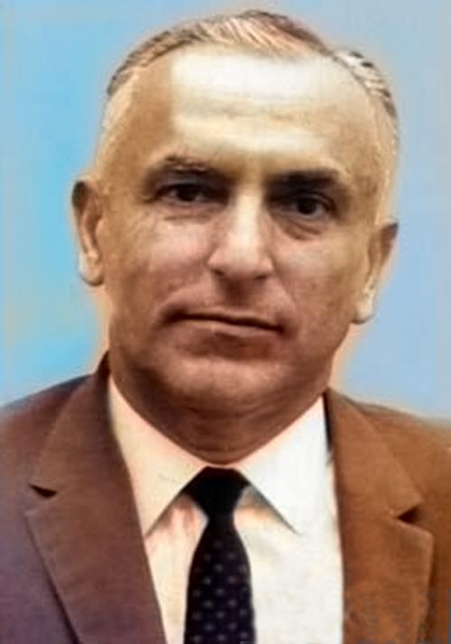 همشهری لاهیجانی دکتر محمدعلی مجتهدی