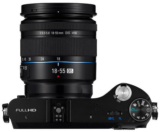фотоаппарат Samsung NX200