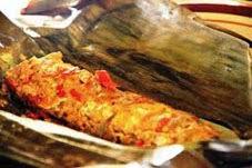 resep praktis dan mudah membuat (memasak) masakan lauk pepes ikan teri spesial enak, lezat