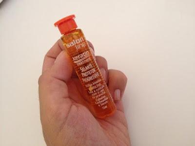 Salon Line Keratin Selante Protetor Térmico