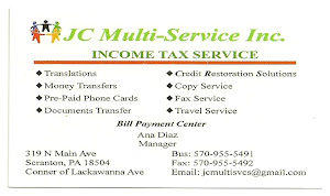 JC Multi- Service Inc.