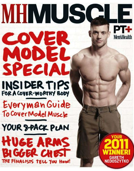 Men's Health Magazine USA - Build Muscle In Just 2 Weeks - April 2011.rar
