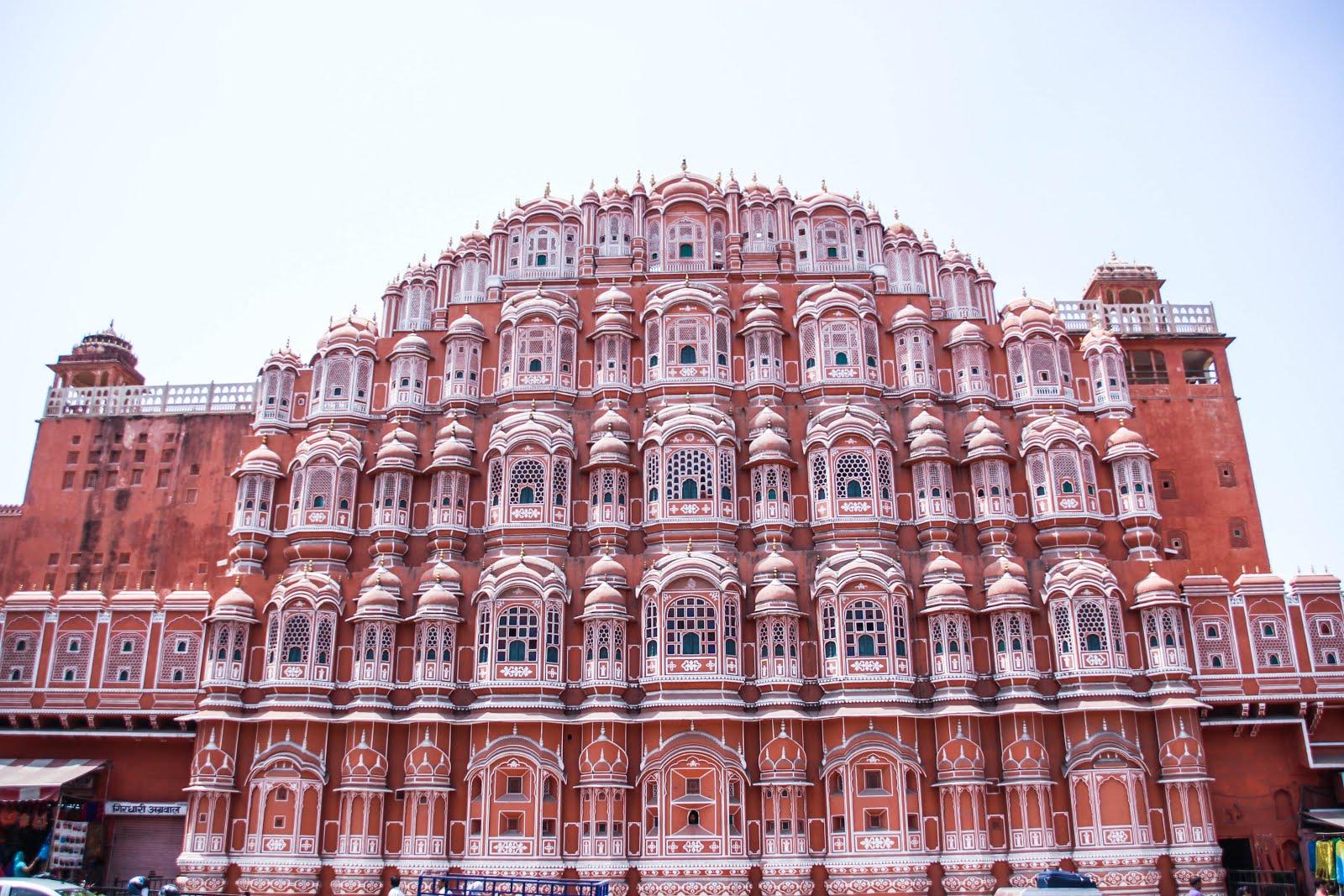 風之宮(印度-Jaipur)