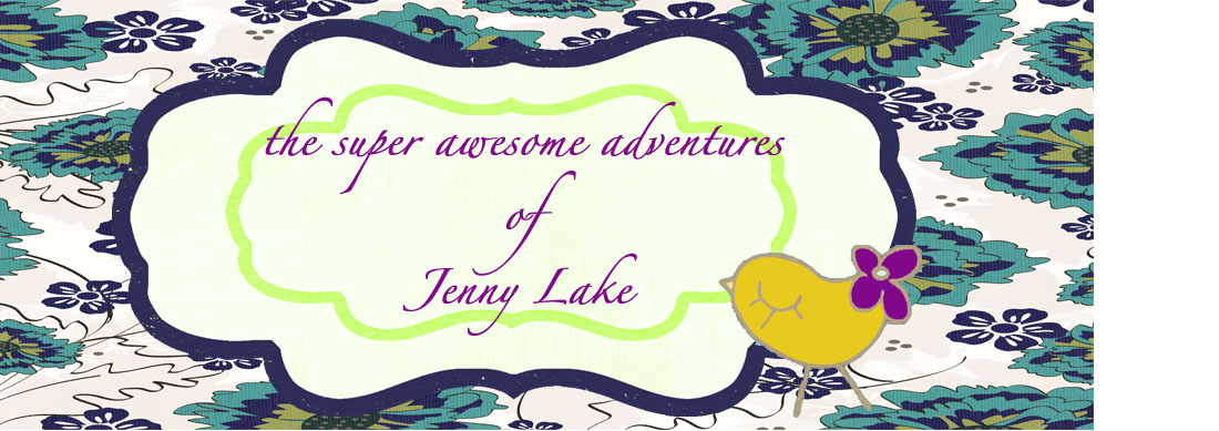 .the super awesome adventures of jenny lake.