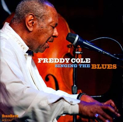 FREDDIE COLE: SINGING THE BLUES