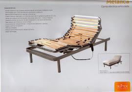 Se vende cama articulada electrica