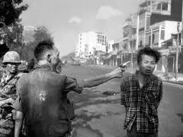 street execution South Vietnam