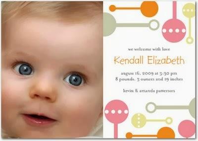 Simaklah beberapa contoh surat undangan syukuran kelahiran bayi ...