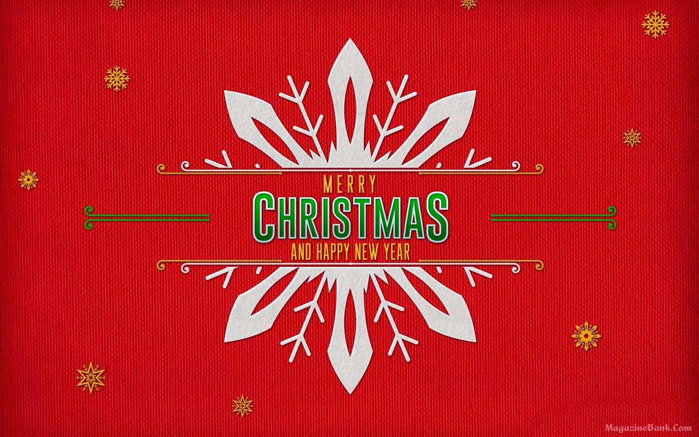 Merry Christmas and Happy New Year Wallpapers 2014