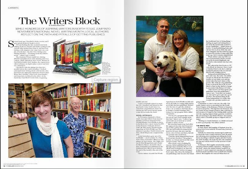 The Writers Block K Magazine