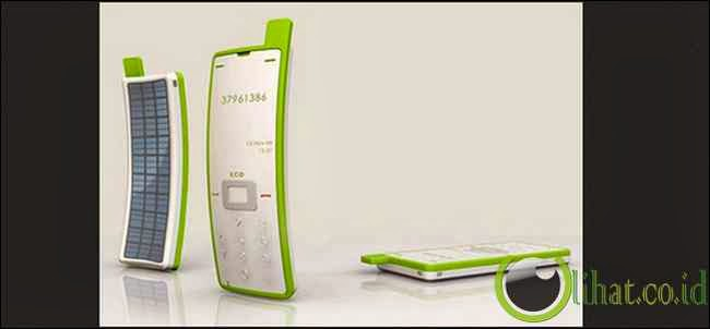 solar sticky phone