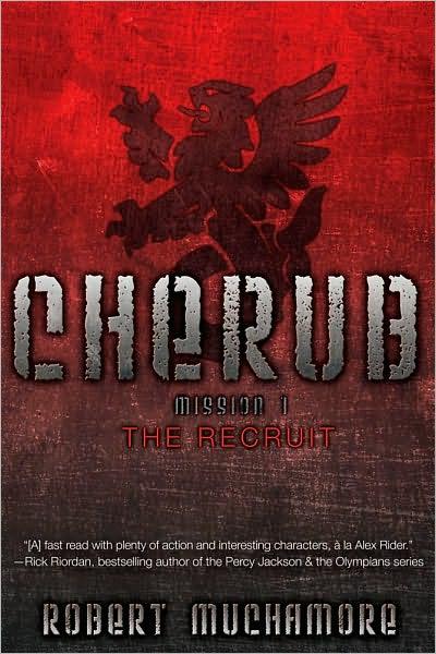 Ms. Kochel's Book Blog: CHERUB Book 1: The Recruit by ...