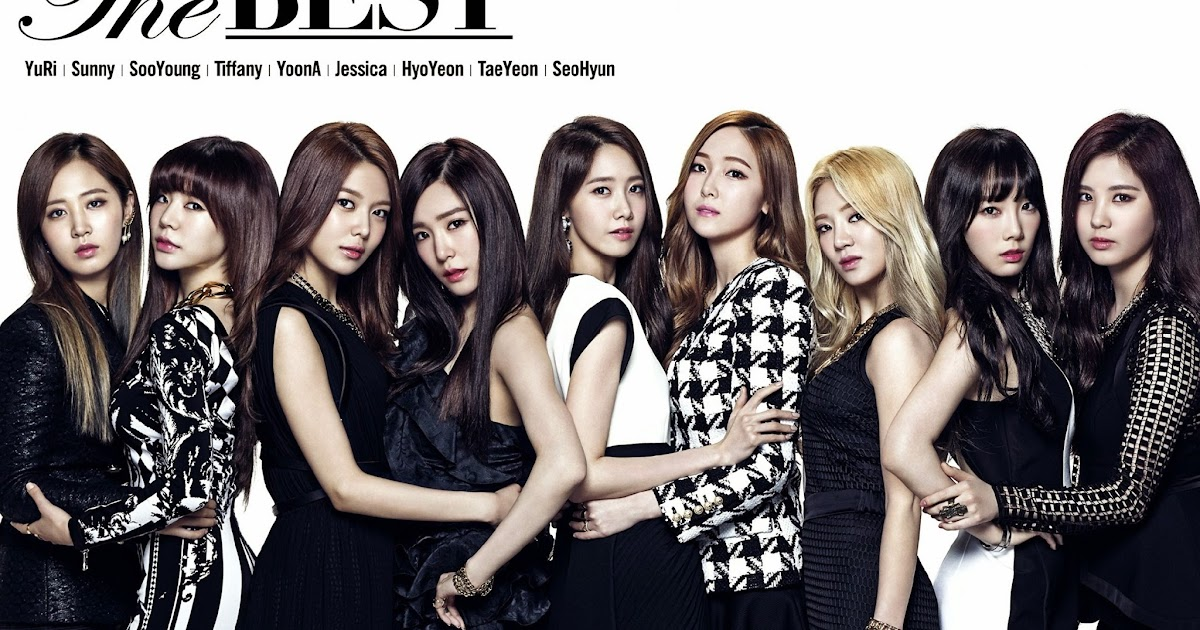 Snsd all my love is for you yuri