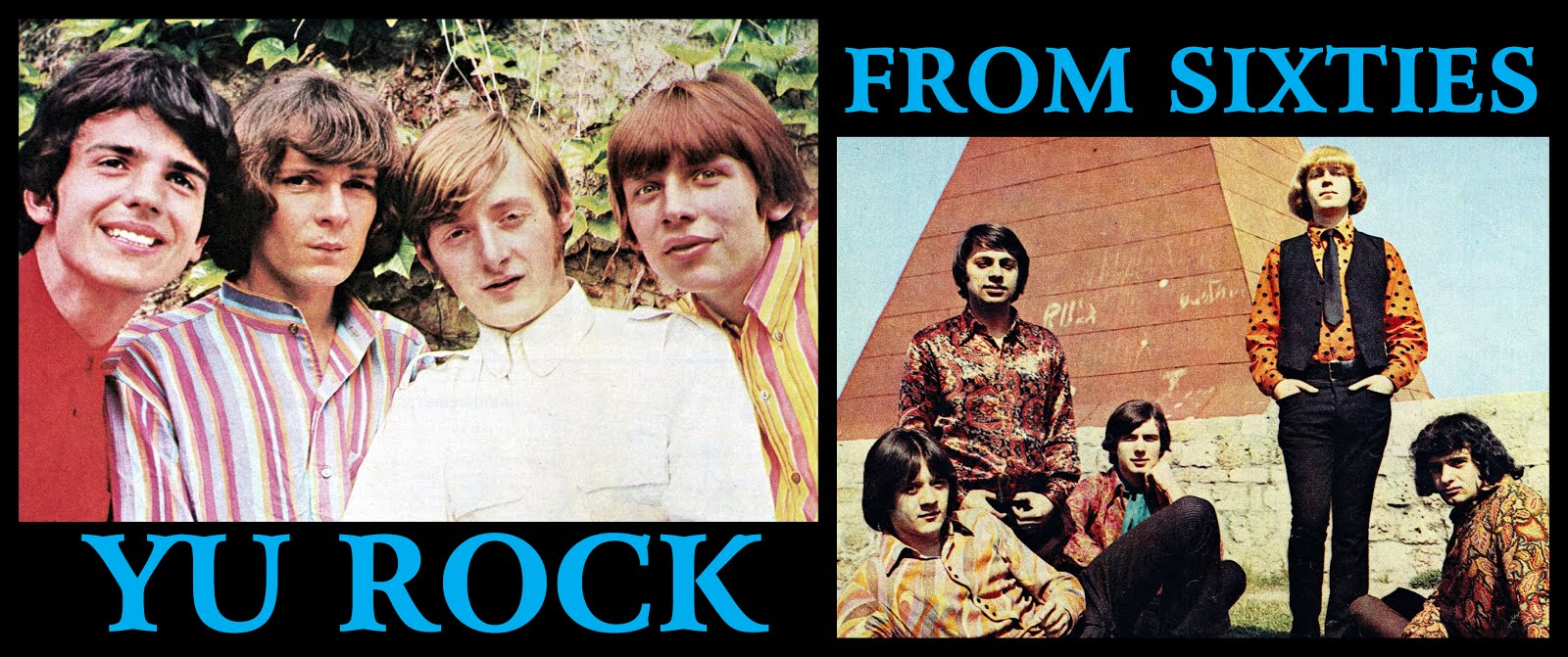 YU ROCK FROM SIXTIES