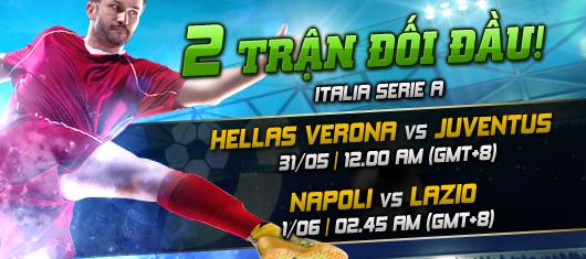 Soi kèo dự đoán Napoli vs Lazio