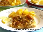 Zeleninová ryba - recept