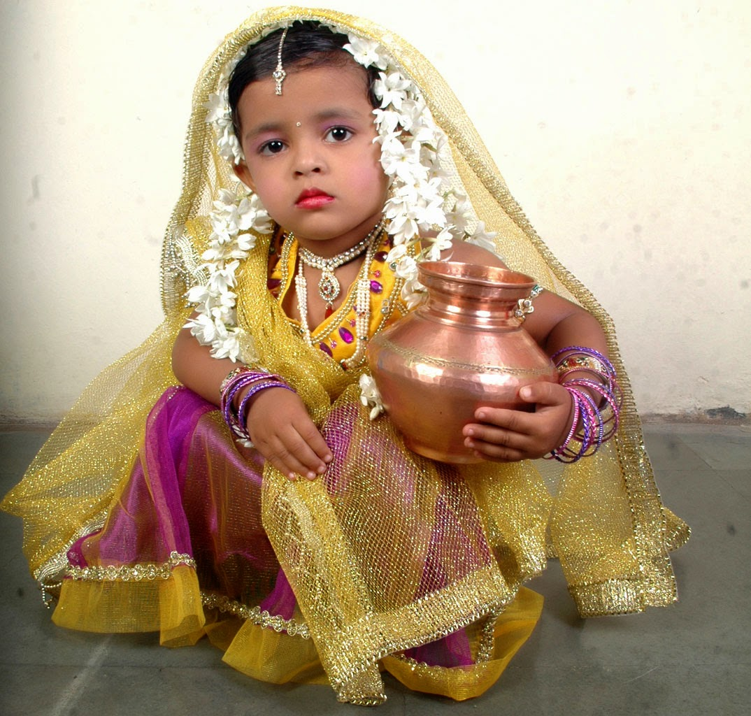 radha krishana cute kids/baby radha krishana kids/child/baby a cute