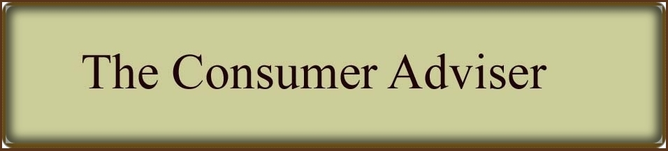 The Consumer Adviser