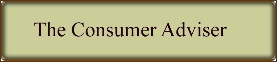 The Consumer Adviser