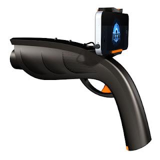 XAPPR GUN, pistola de realidad aumentada
