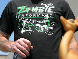 Deer Vs Zombie Support T-Shirts!