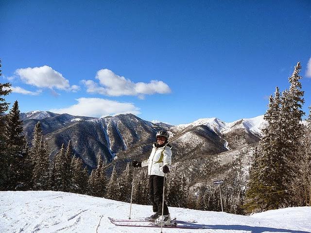 Taos Ski Valley, New Mexico - The Best 12 Ski Resorts in North America