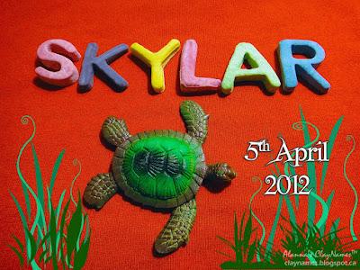 Skylar April 2012