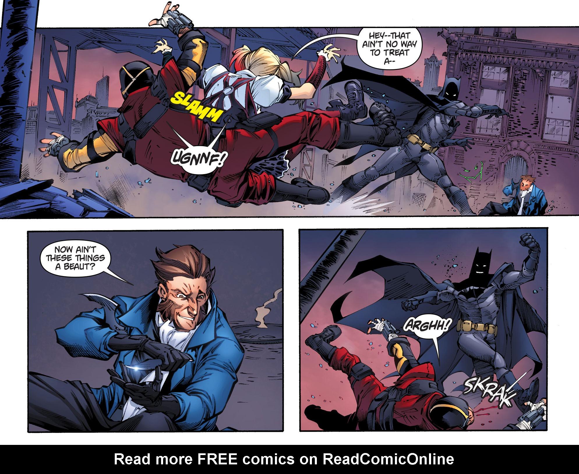 Batman: Arkham Knight [I] Issue #22 #24 - English 15