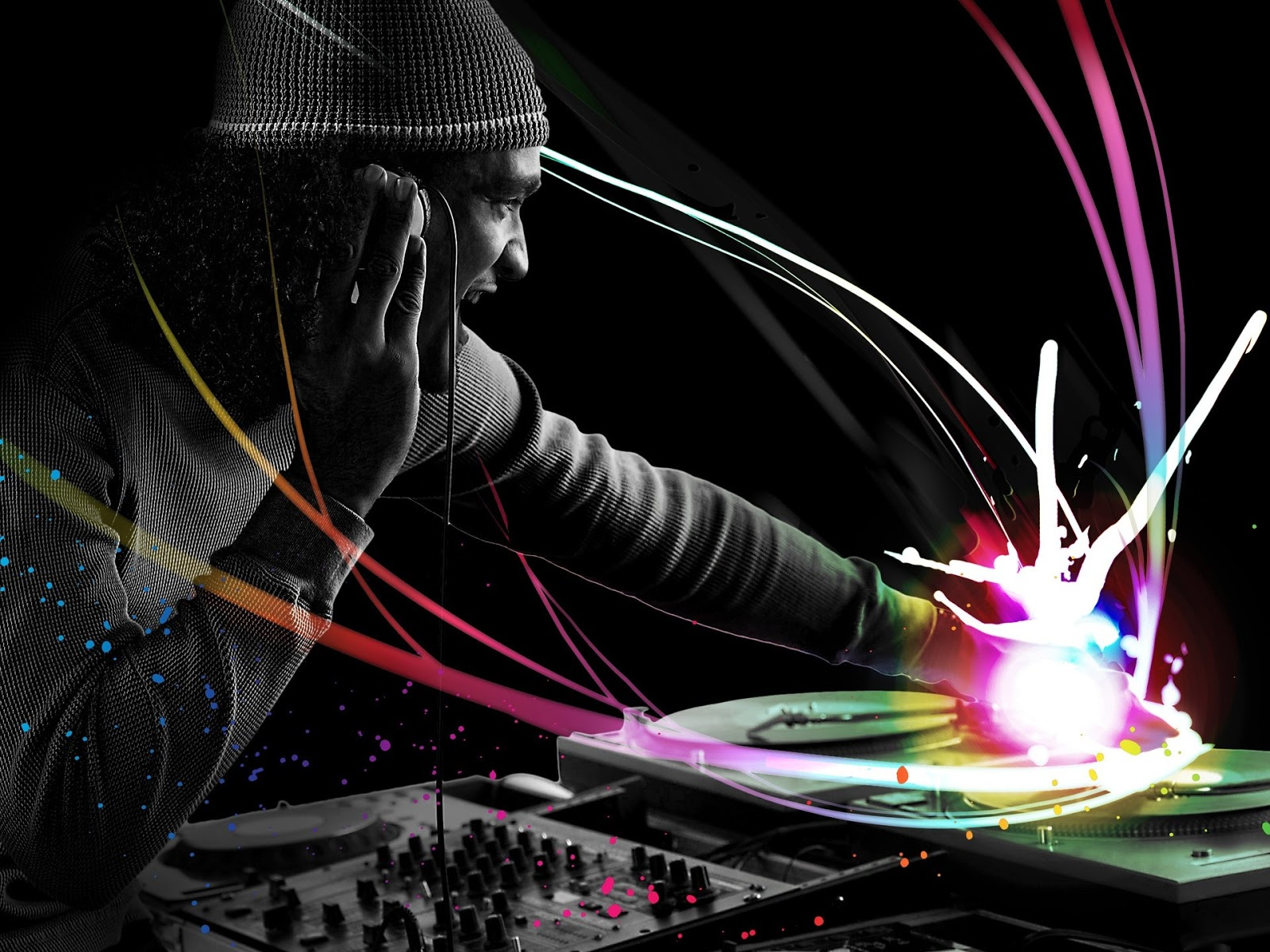 HD Wallpapers Fine: musical instruments sounds DJ HQ HD ...