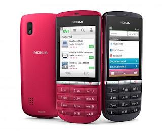 Spesifikasi Nokia C2-03