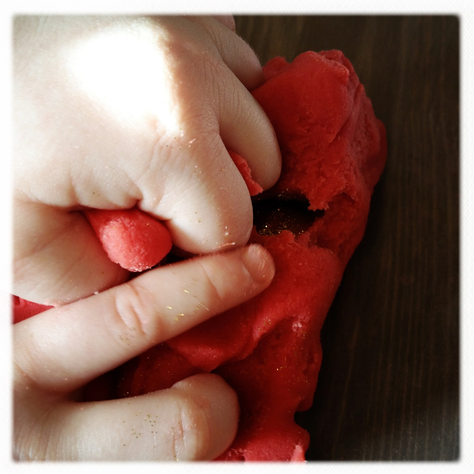 how to make kool aid playdough without cooking