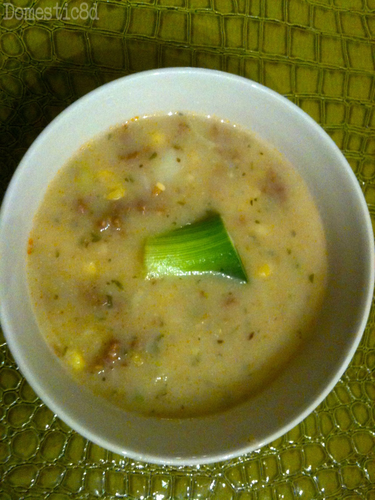 ... share a recipe to one of my favourite soups to make leek potato soup