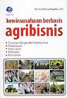 toko buku rahma: buku KEWIRAUSAHAAN BERBASIS AGRIBISNIS, pengarang ali musa pasaribu, penerbit andi