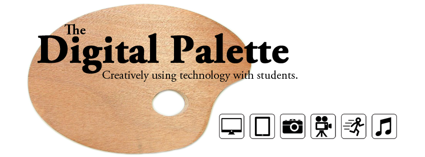 The Digital Palette