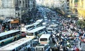 عدد تعداد السكان فى جمهورية مصر العربية
