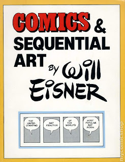 [Download]Mais de 30 apostilas que ensinam a desenhar mangá Comics_sequential_art_will_eisner