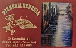 Pizzería Venecia