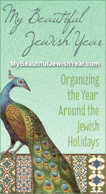 My Beautiful Jewish Year