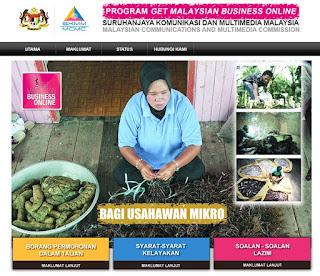 1, get, malaysian, business, online, dana, membantu