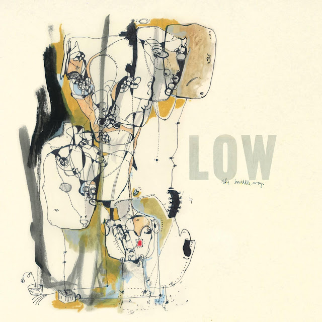 Low: The Invisible Way - album cover