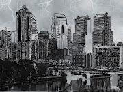 se puede llegar por vía terrestre . vista ciudad