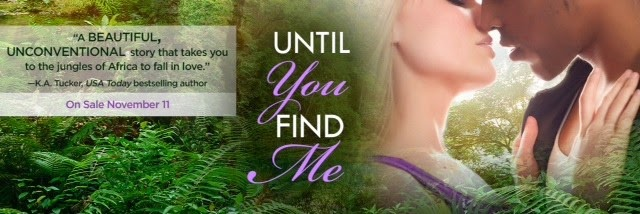 Until You Find Me
