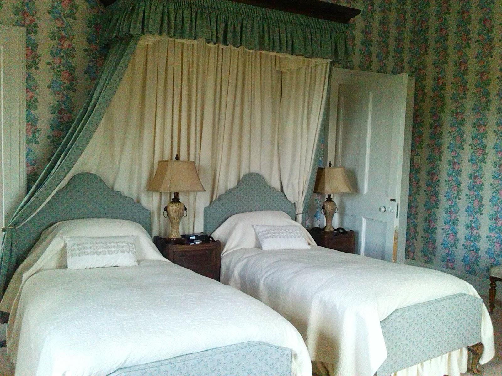 Twin Room in Ballinkeele House