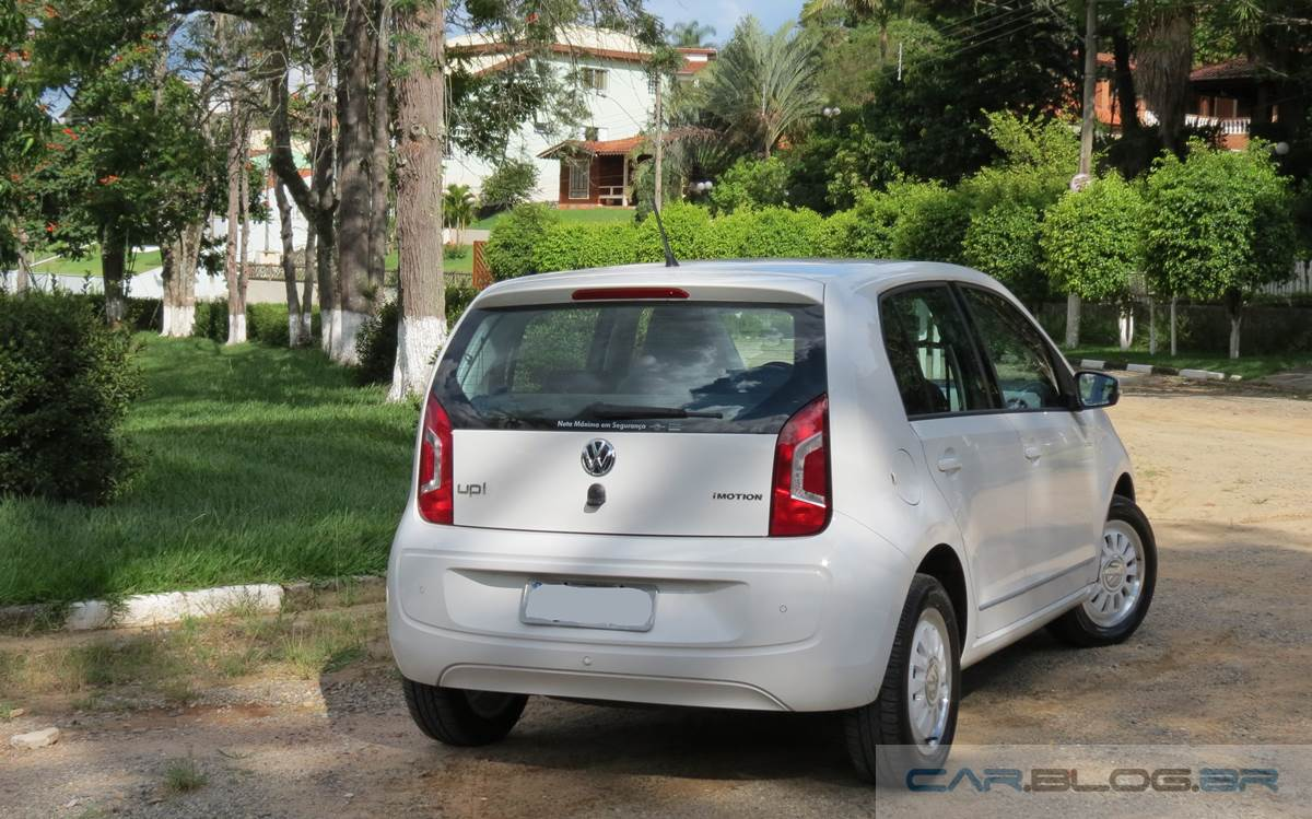 Volkswagen up! I-Motion 2015